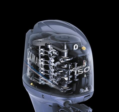 Yamaha F150 Offshore Marine