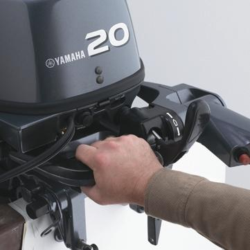 Yamaha F20 Offshore Marine