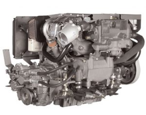 Yanmar 6BY2-220 Boat Engine