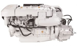 Yanmar 6CX-530 Boat Engine