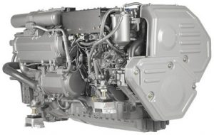 Yanmar 6LY3-STP Boat Engine