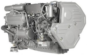 Yanmar 6LY3-UTP Boat Engine