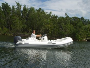 Caribe DL15 Inflatable Boat