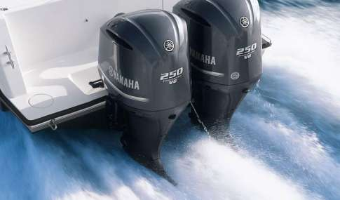 Yamaha Boat Engines Showing their Might