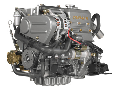 Yanmar 3YM20 Boat Engine