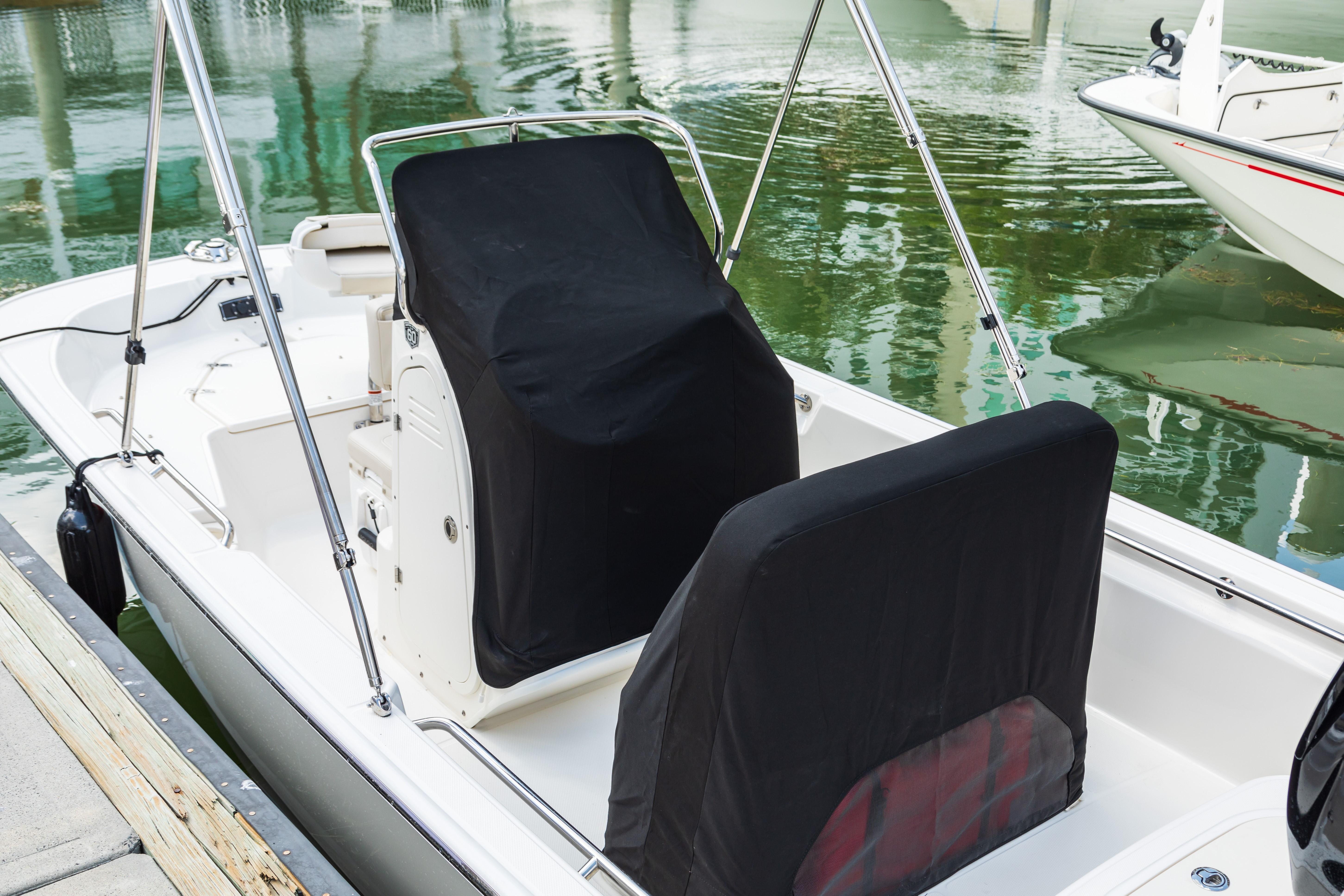 Boat Helm BootBlack Max Wheel Diameter 20 Inch