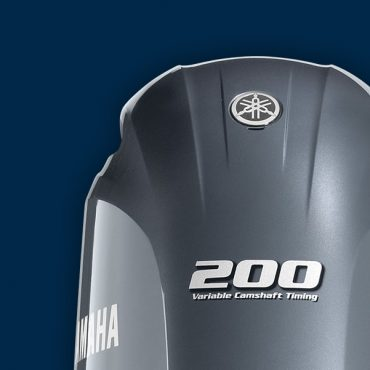 Yamaha F200 Offshore Marine